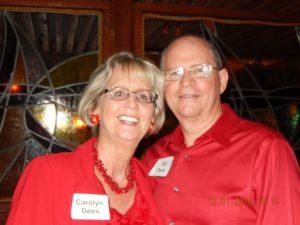 Bill and Carolyn Dees
