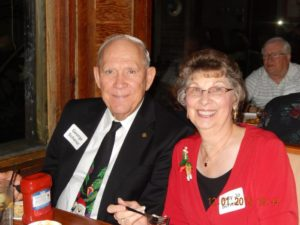 George and Mary Jo Scherer