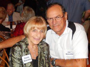 Joe and Gisela Mistretta