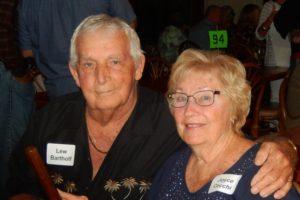 Lew Bartholf and Joyce Cecchi
